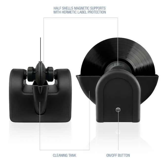 Automatic Cleaning And Care System For Vinyl