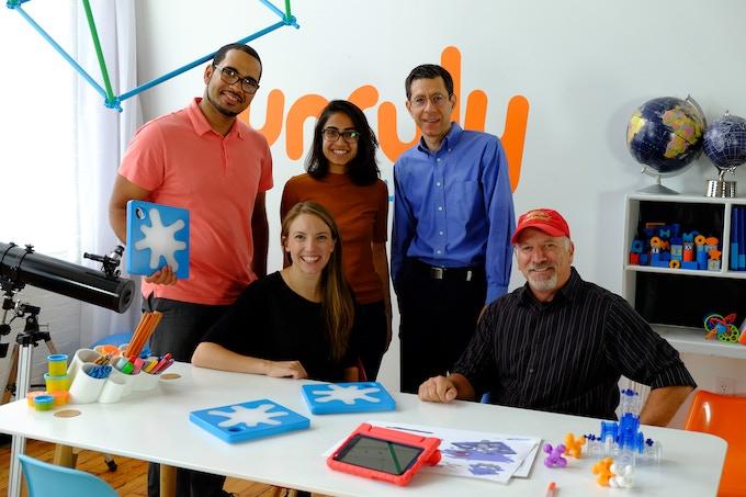 From Left: Amon Millner, Bryanne Leeming, Paayal Khanna, Daniel Ozick, David Kunitz