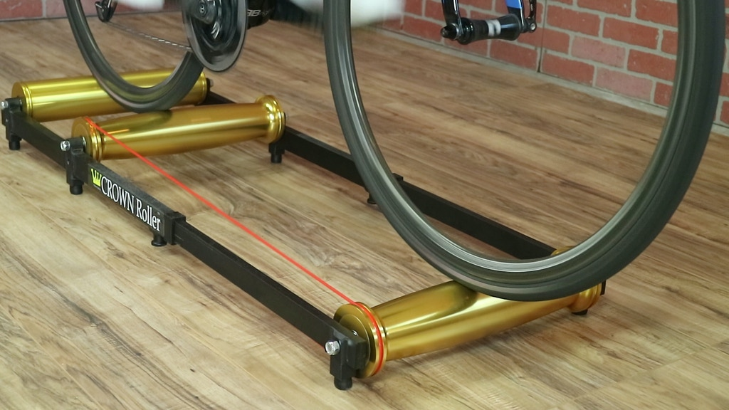 Crown Roller: Cycling Rollers Re-imagined project video thumbnail