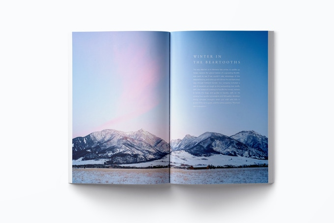 Calendar Typography Gear : Modern huntsman volume one a biannual magazine by