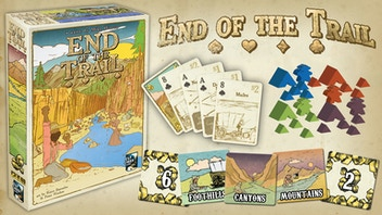 End of the Trail - Find fortune in the California Gold Rush