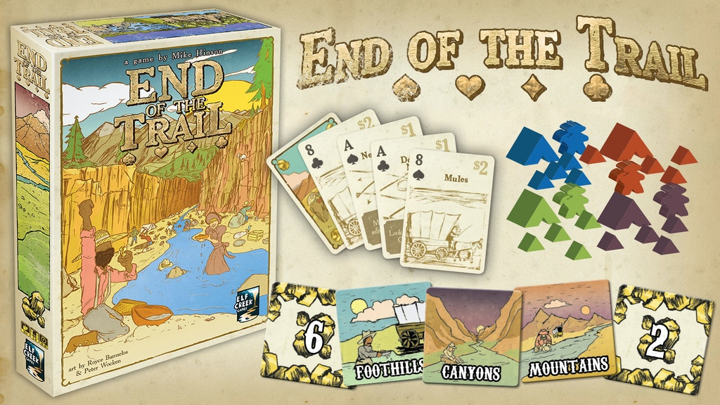 End of the Trail - Find fortune in the California Gold Rush project video thumbnail