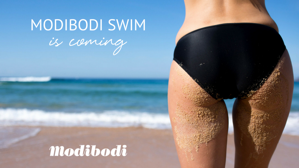 Period-proof & Leak-proof Swimwear by Modibodi. project video thumbnail