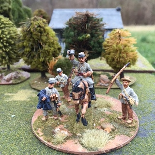 Shiloh vignette painted by Cory Ring