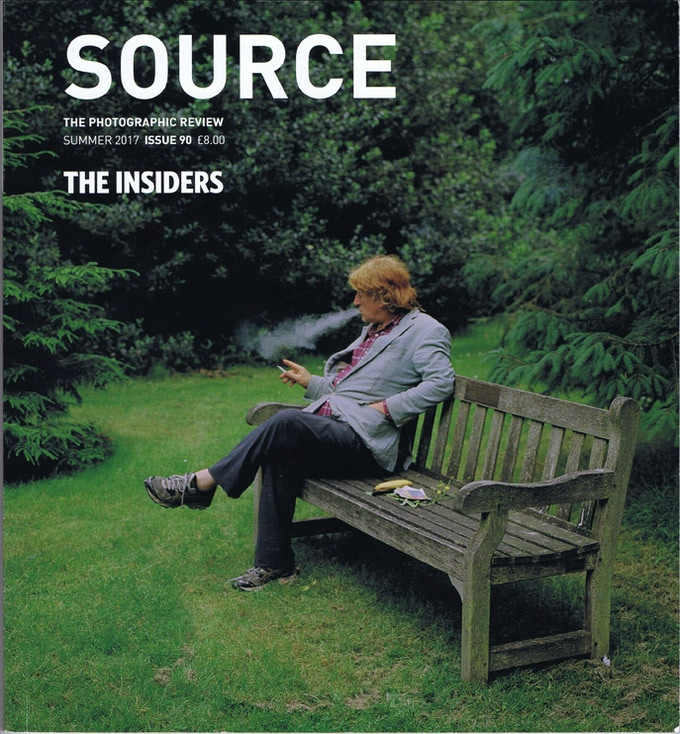 Cover Article in Source Magazine