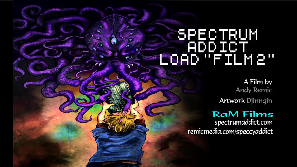 "Spectrum Addict: LOAD ""FILM 2"" project video thumbnail"