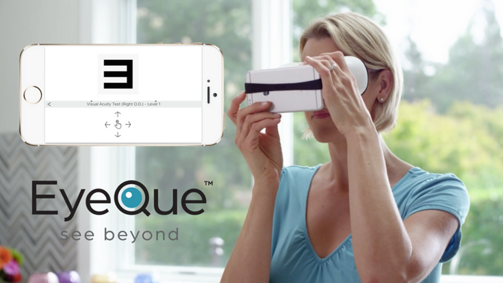 EyeQue Insight: Empowering You! DIY 20/20 Vision Screener project video thumbnail