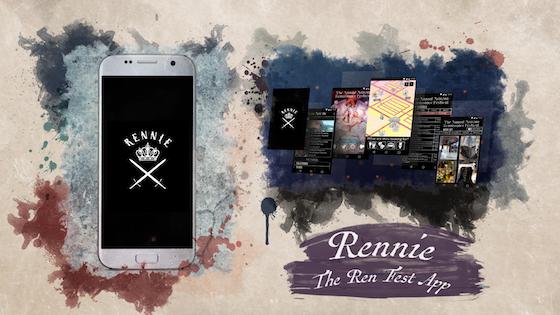 Rennie – An App for More Fun at Renaissance Festivals