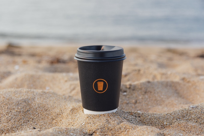 Premium To-Go Cups With Every Delivery