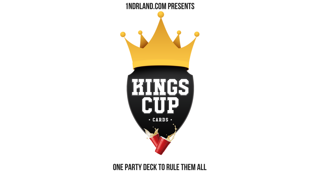 Kings Cup Cards - By 1NDRLAND.com project video thumbnail