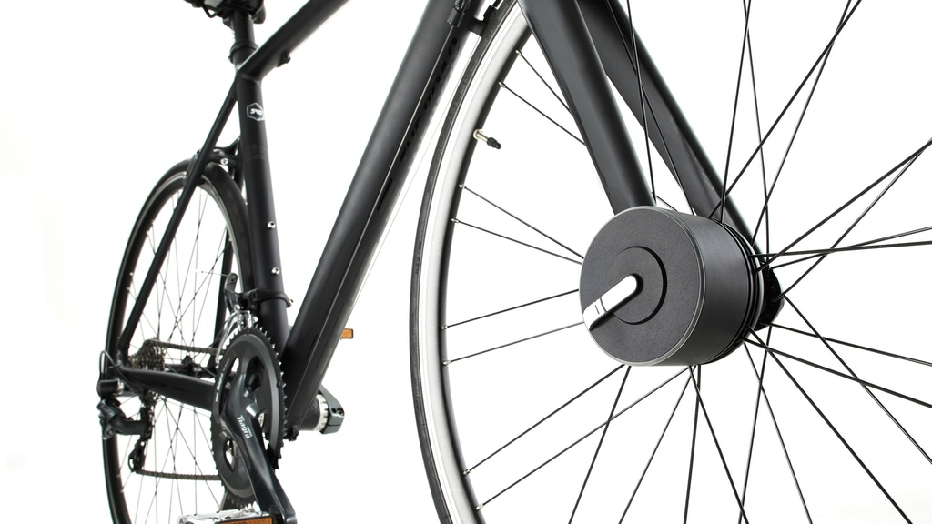 Bisecu : The world's first fully automatic smart bike lock project video thumbnail