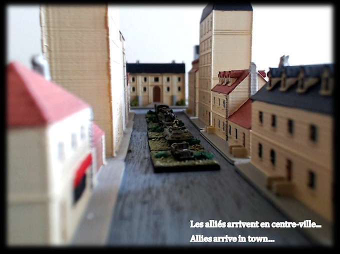 d cors pour wargame en 6mm et 15mm front ouest wwii by eskice miniature aron kickstarter. Black Bedroom Furniture Sets. Home Design Ideas