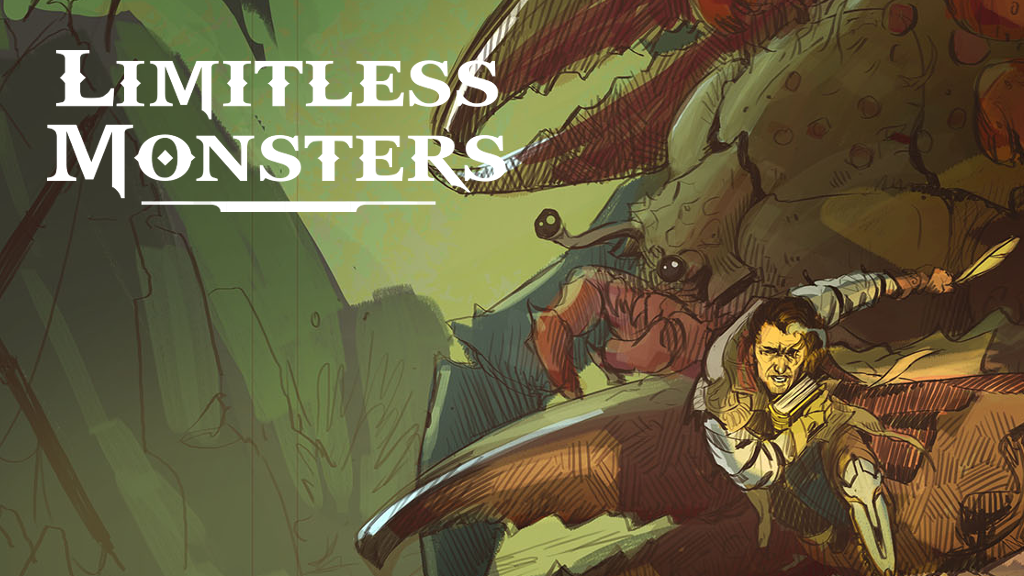 Limitless Monsters - 100 DnD5e monsters project video thumbnail