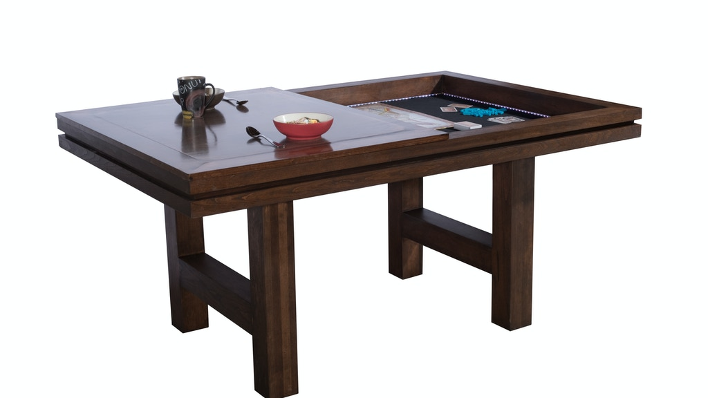 Board Gaming Table: Beast Meets Beauty