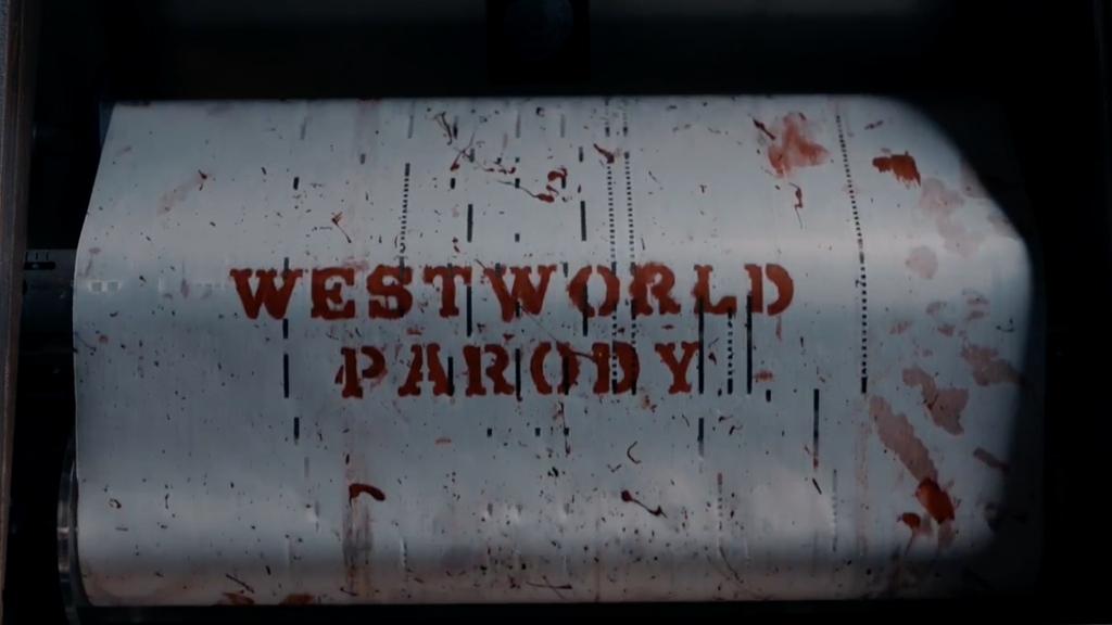 WESTWORLD MUSIC VIDEO PARODY project video thumbnail