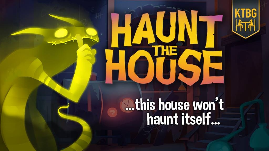 Haunt the House project video thumbnail