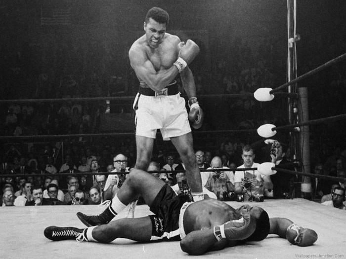 Muhammad Ali vs FundingGoal McGee