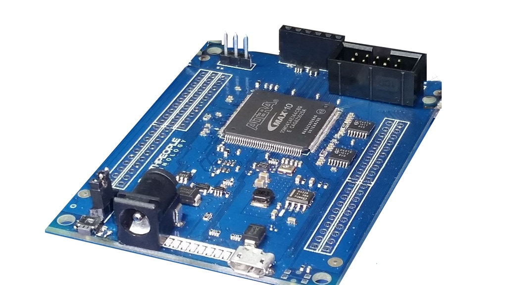 MaxProLogic: FPGA Board With BLE Developers Module project video thumbnail