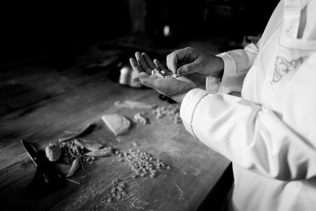 One Black White Is A Photobook Documenting Noodle Culinary Program At Province Famous