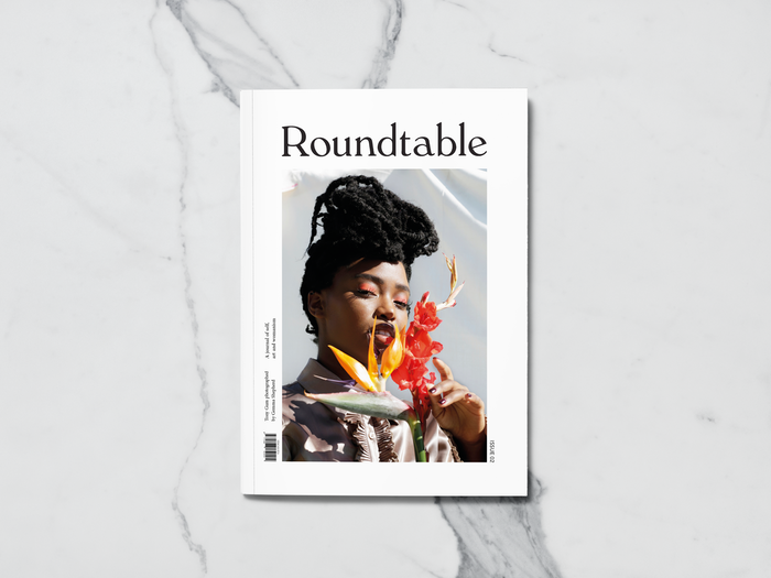 Roundtable is a biannual print magazine for women dedicated to representation, starting conversations & portraying women authentically.