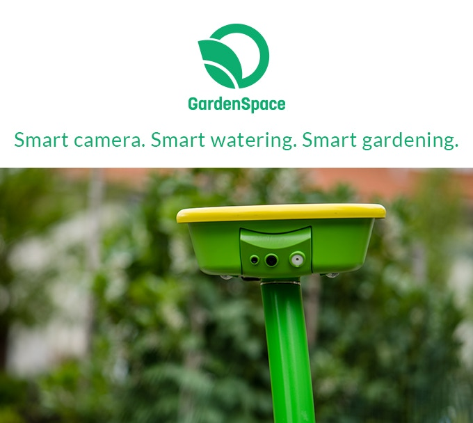 GardenSpace - A robot for growing your own food at home.