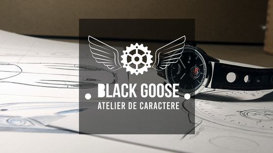 Black Goose | Watches for Gentlemen drivers