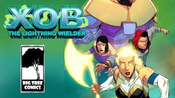 Xob: The Lightning Wielder
