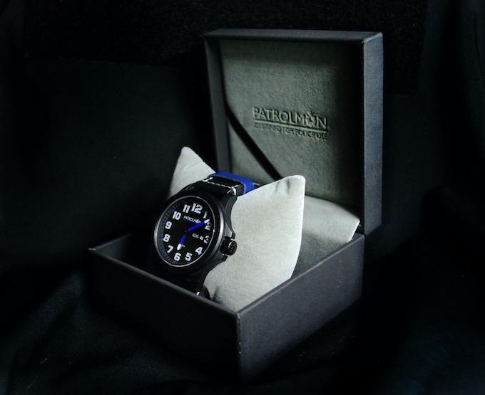 Patrolman watches - A specialist Law Enforcement wrist ...