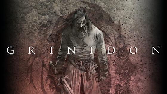 Grinidon: A Fantasy Graphic Novel - Vol. 3