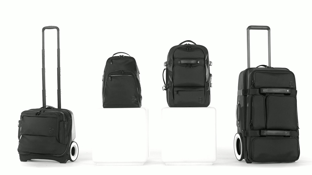 G-RO Smart Travel Office, Backpacks, and Check-In Bags