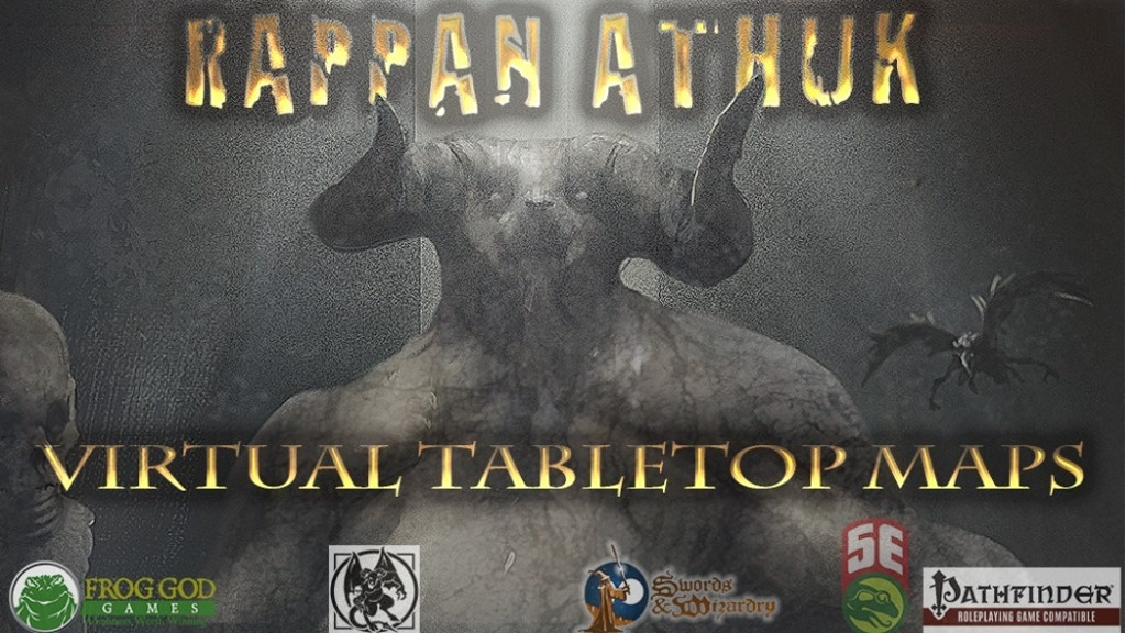 100+ Rappan Athuk Color Maps- JPEG, PSD for PFRPG, SW,& 5e project video thumbnail
