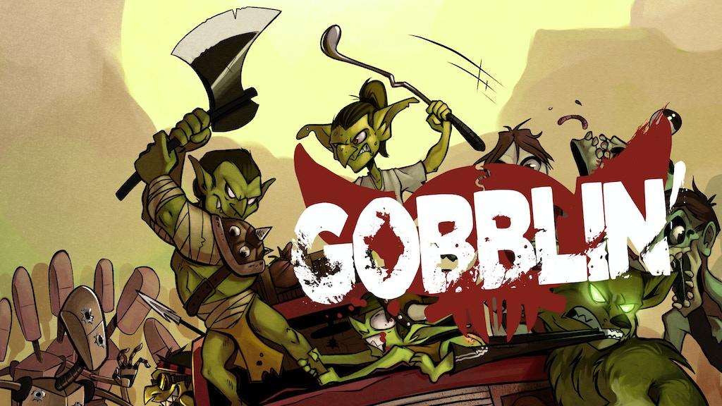 Gobblin': The Goblin RPG project video thumbnail