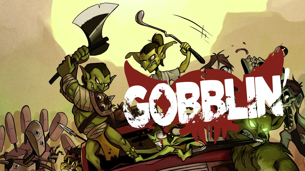 Gobblin': The Goblin RPG project video thumbnail