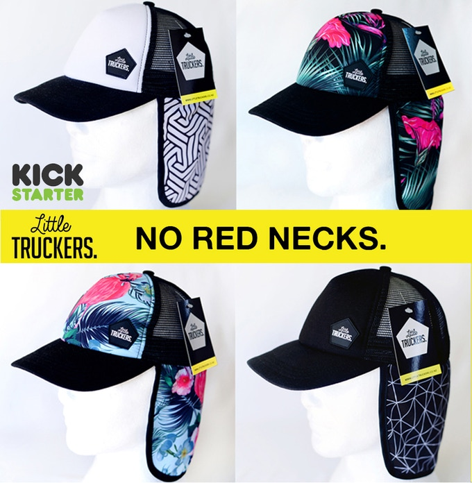 Little Truckers was born while shopping online for cool looking kids sun  hats that would cover my little boys ears and neck. I was astounded at the  lack of ... 0e0fa2a8aff6