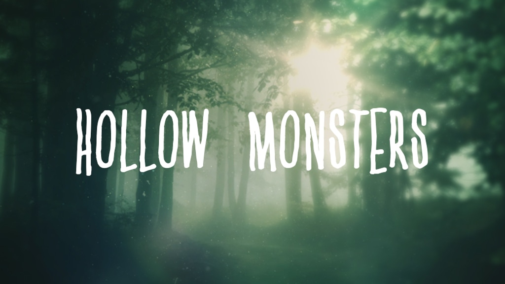 Hollow Monsters #1 project video thumbnail