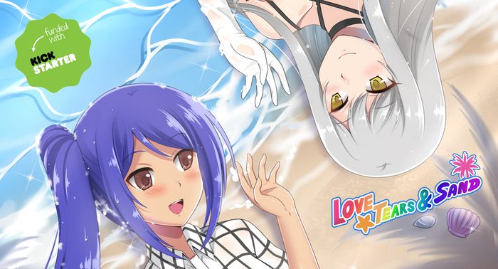 A tropical yuri light novel about two young women that overcome objections, fears, and struggles to find true happiness in paradise.