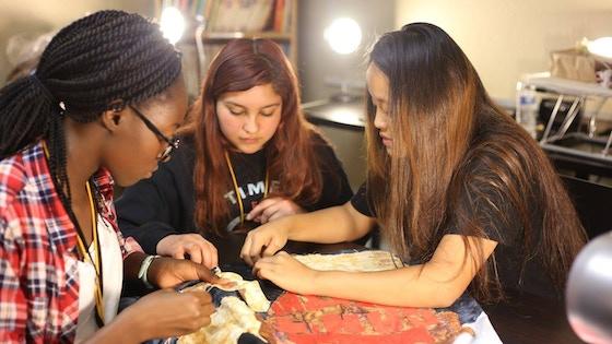 Social Justice Sewing Academy Ambassadors Program