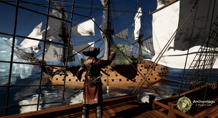 Amass a crew, explore the islands, and uncover the secrets of The Archipelago.