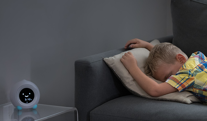 Help your fellow parents stay in bed longer...