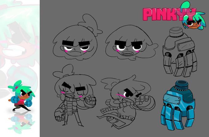 Pinkyy Designs