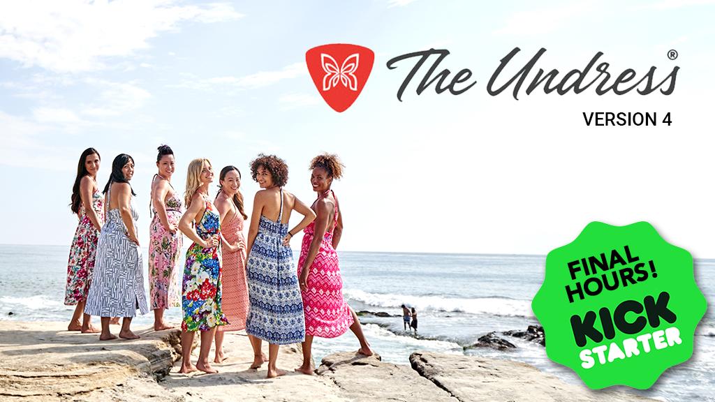 2bab57ce125 The Undress Version 4 - the  1 Dress on Kickstarter is back! project video