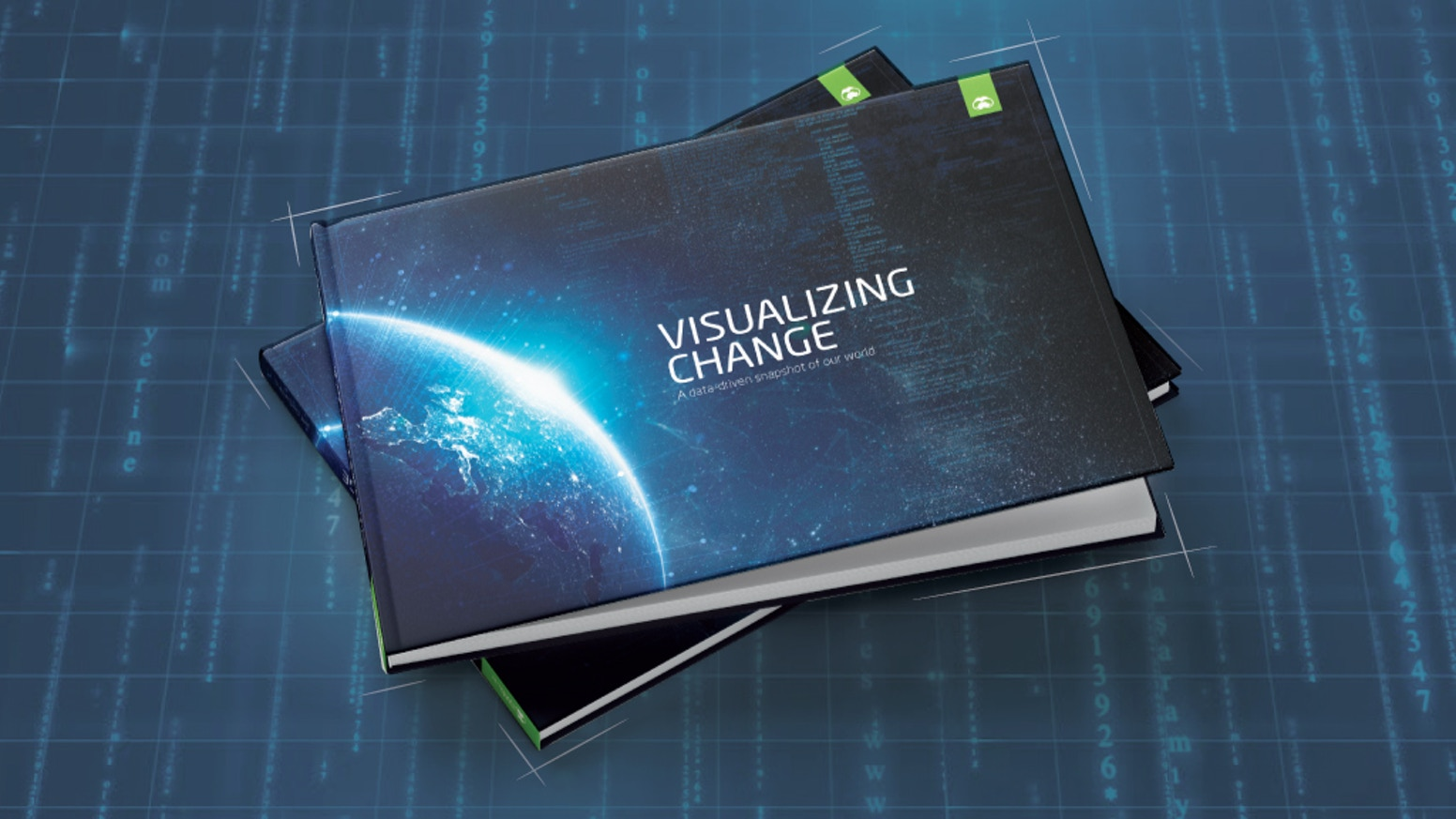 A collection of powerful visuals showing how the world is changing. Delivered to backers in April, and now available to everyone on Amazon!