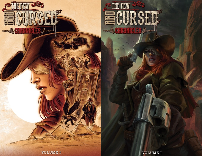The Chronicles of The Few and Cursed by Felipe Cagno