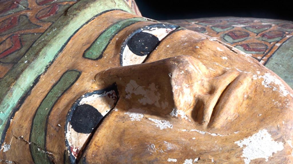 Excavación en Egipto / Excavation in Egypt project video thumbnail
