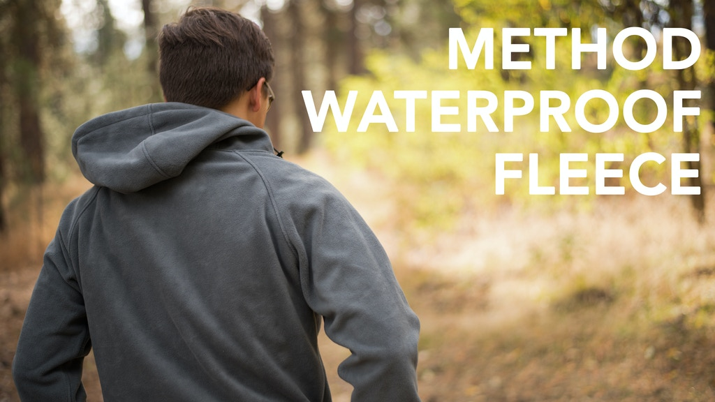 Method: The Rain Jacket in a Sweatshirt's Body project video thumbnail