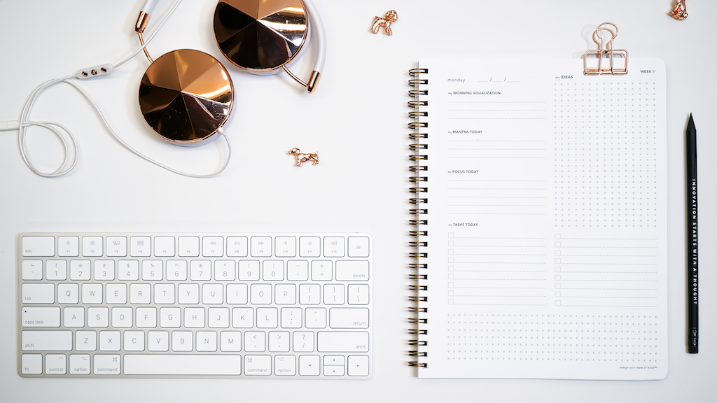 The Everyday Visionary Planner   by ZerCareer
