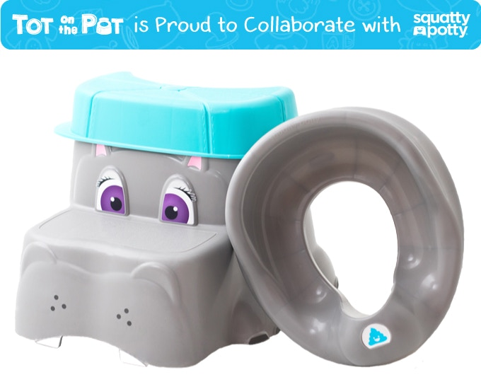 Tot On The Pot Potty Training Simplified By Tot On The