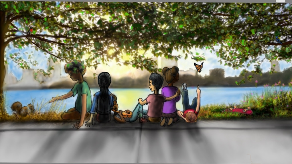 The Courageous Adventures of The Konscious Kidz Crew project video thumbnail