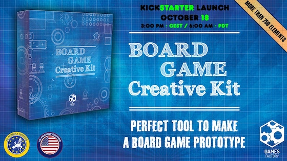 Board Game Creative Kit