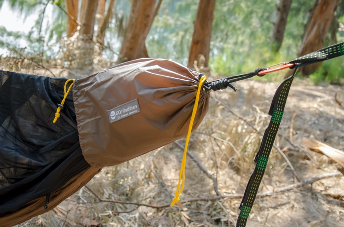 New! The Rapid Deployment Bag makes setting up & packing up your Go Camping Hammock faster than ever!